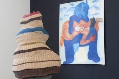 Ausstellungsansicht CIRCUS EINS, Putbus