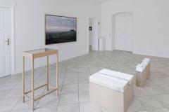 CSCHAUM, Freiheit ist ein mega Datenvolumen, Ausstellungsansicht CIRCUS EINS, 2020 Foto: Thomas Häntzschel/nordlicht