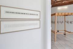 SCHAUM, Freiheit ist ein mega Datenvolumen, Ausstellungsansicht CIRCUS EINS, 2020 Foto: Thomas Häntzschel/nordlicht